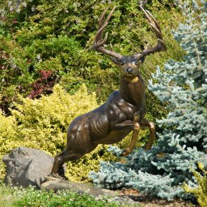 mule deer, woodland dash, rip caswell, caswell sculpture, mule deer foundation, bronze, monument, statue, oregon, mule deer sculpture, mule deer statue, mule deer bronze, mule deer figure, figurine, mule deer jumping, mule deer rip caswell, mule deer, woodland dash, bronze, sculpture, caswell sculpture, rip caswell, oregon, mule deer, mule deer foundation, oregon, monument, miniature, limited edition