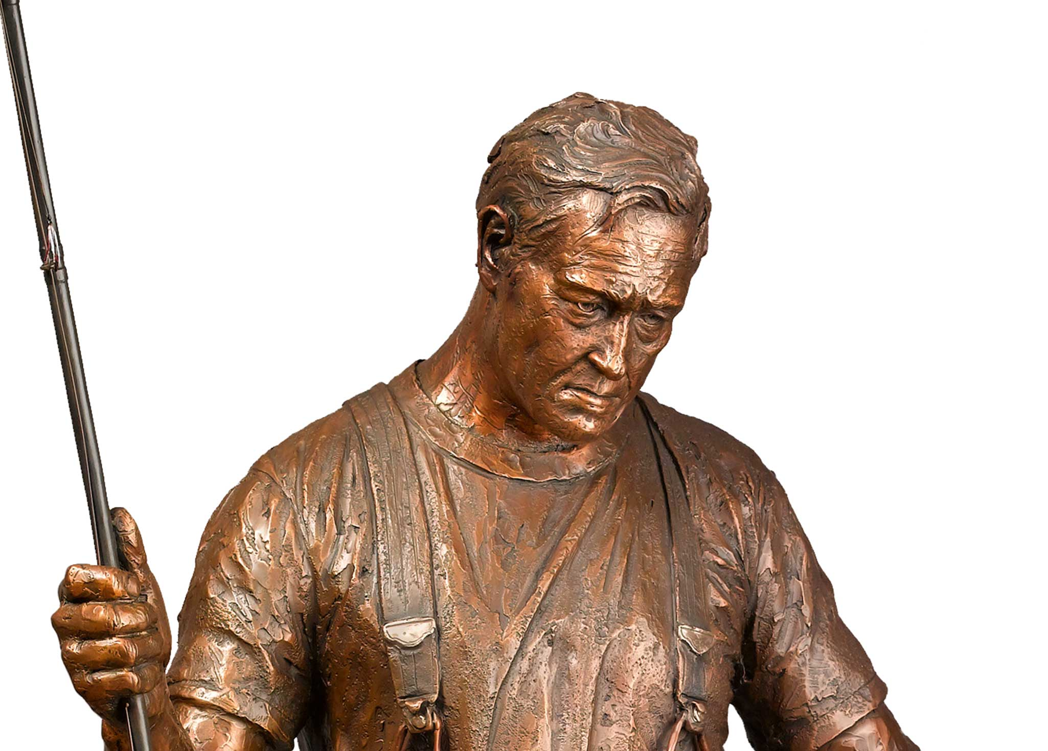 bronze life size US Tom McCall