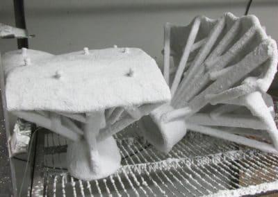Creating a Ceramic Mold