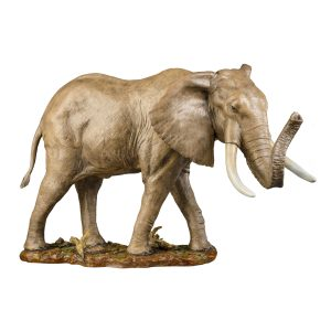 caswell elephant bronze sculpture national geographic